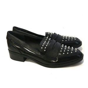 2cb5cae6954799 Sam Edelman Shoes - Circus Sam Edelman black studded Lali loafer shoe